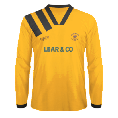 1992/93 Home